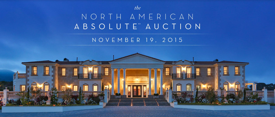 North American Absolute Auction