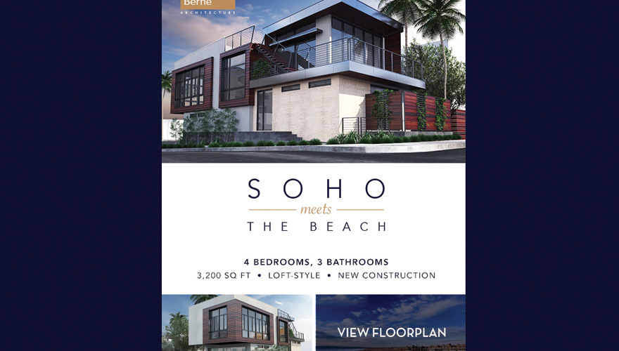 Screenshot of email marketing sample for this property (click image to view HTML in browser)